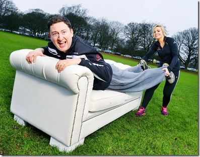 4/2/16 ***NO REPRO FEE***Pictured is Rock 'N' Roll Dublin's ambassador, Ray Foley, and Rock n Idol judge Anna Geary at the launch of the 2016 Rock 'n' Roll Dublin Marathon series, which is now open for entries. One of Ireland's most anticipated race festivals, the 2016 Rock 'n' Roll Dublin Half Marathon promises to be bigger and better than before with great miles, music, medals and trips to Las Vegas to be won.  Organisers announced today the programme for the action-packed festival of running, complete with an all-new 10k race, prolific half marathon and fun-filled Family Run, which will take place on a brand new date of the 7th of August 2016 across Dublin city. The Rock 'n' Roll Marathon series has also launched a search to find Ireland's first Rock 'n' Run Idol 2016. The nationwide competition is calling on aspiring runners and those who simply want to get their feet moving a little faster to share their stories of perseverance, motivation and what inspired them to lace up their trainers and hit the pavement! The competition is open to runners of all abilities and anyone interested can go to RocknRollDublin.com to enter. For further information please contact:Eilis Smith, TITAN, esmith@titanexperience.ie Fiona Askin, TRA Brands, fiona@thereputationsagency.ie Pic: Marc O'Sullivan